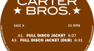 Carter Bros – Full Disco Jacket
