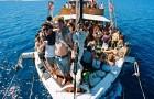 Stop Making Sense – boat parties